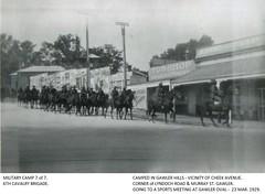Gawler Military Camp 1929 (7 of 7)