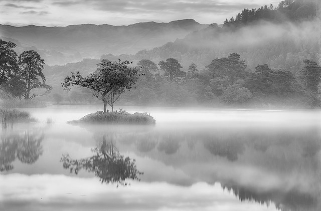 Rydal Water, Canon EOS 5D MARK III, Canon EF 70-200mm f/4L IS
