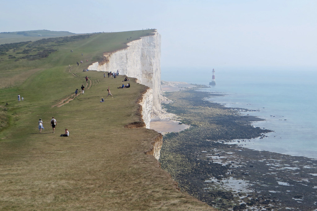 Towards Beachy Head