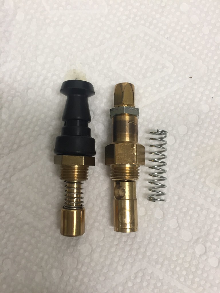 Mikuni TM24 cable type starter system (choke)
