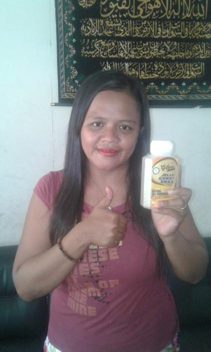Asma Membaik Hanya Dengan Seperempat Botol Walatra G-Sea Jelly
