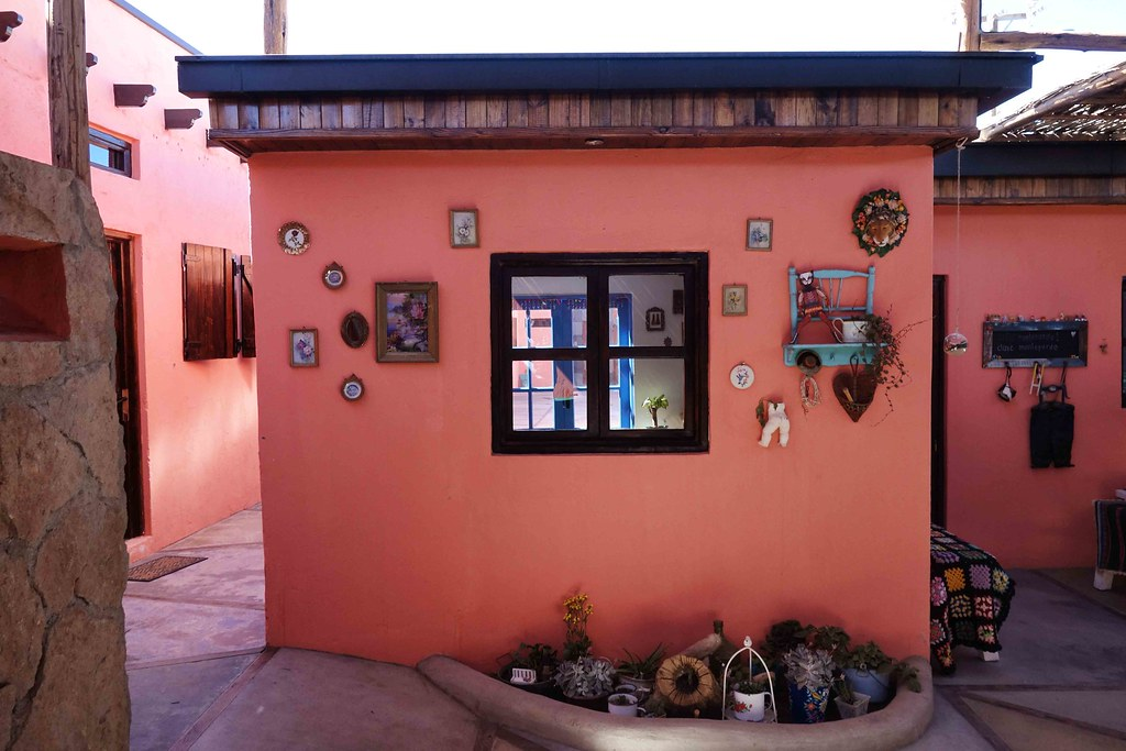 San Pedro Atacama - Hostal Montepardo - Outside 2
