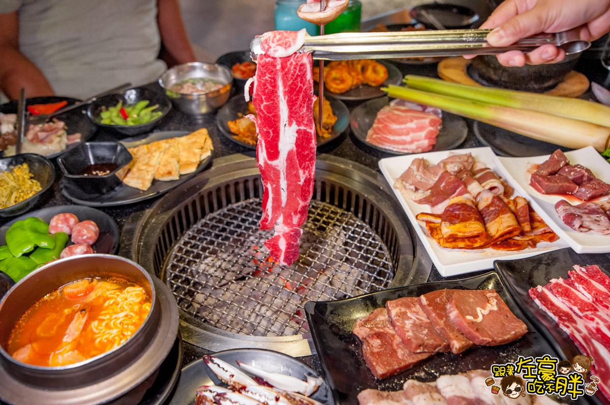 東大門韓式燒烤暢食料理館-77