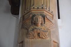 chancel arch angel