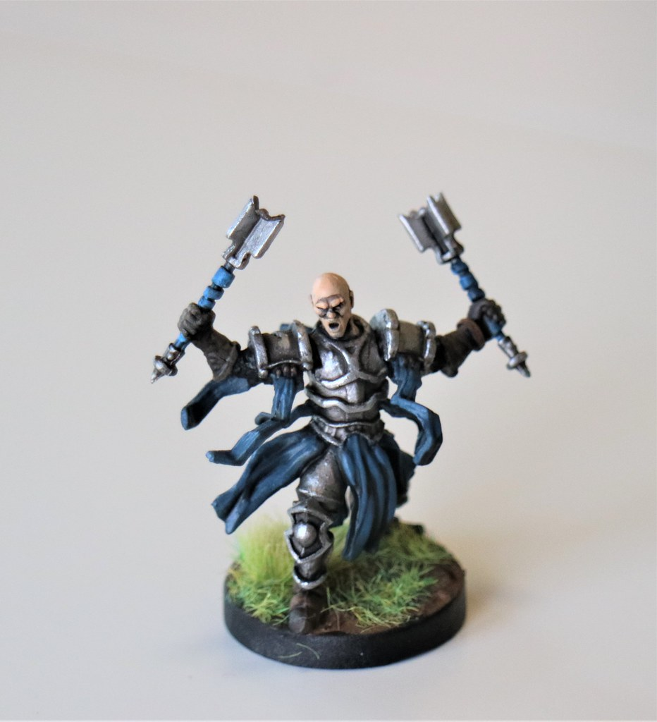 Runewars Miniatures Daqan Hero