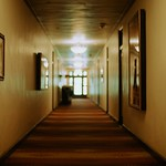 there is nothing in room 237