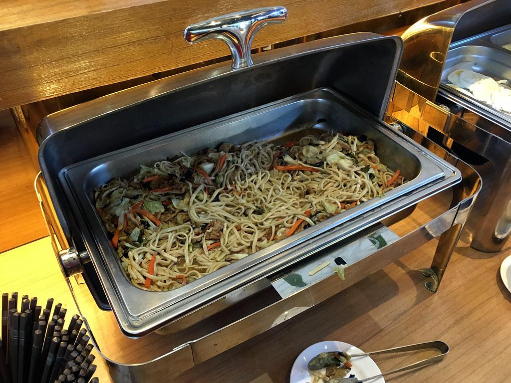 東方渡假酒店-早餐