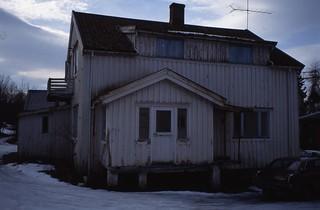 Ukjent hus i Ilsvika - Mulig Ilsvikveien 30 B ( 989)