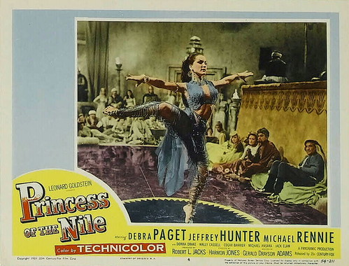 Princess of the Nile - lobbycard 2
