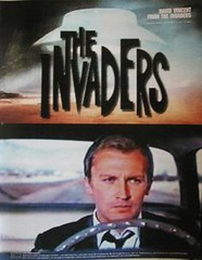 the invaders serie -