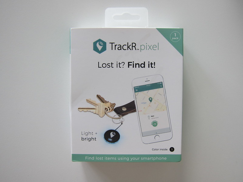 TrackR Pixel - Box Front