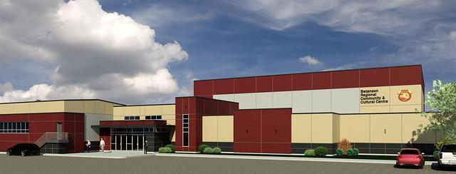 Bezanson Regional Community & Cultural Centre