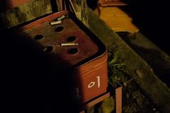 street ashtray