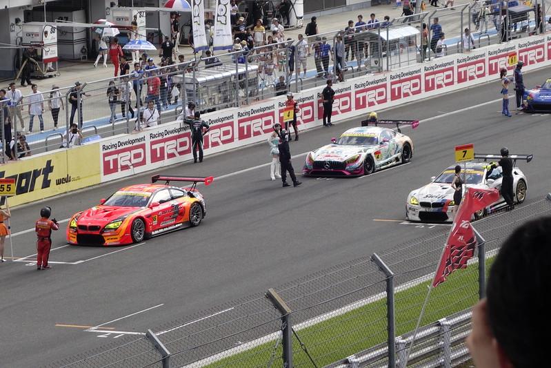 2017スーパーGT選手権 Rd.5