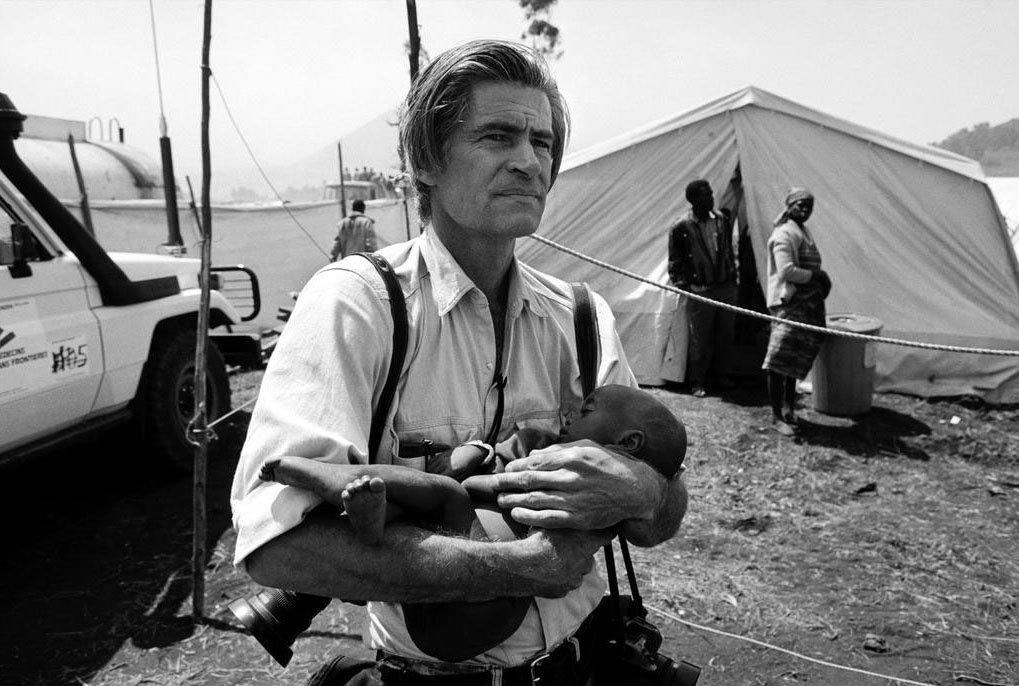 James Nachtwey et le photojournalisme : La perte de crédibilité pourrait être désastreuse