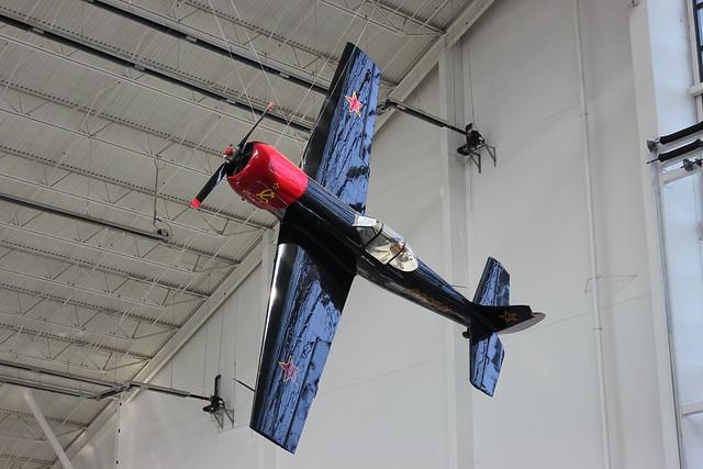 Yak-50 NX7144F