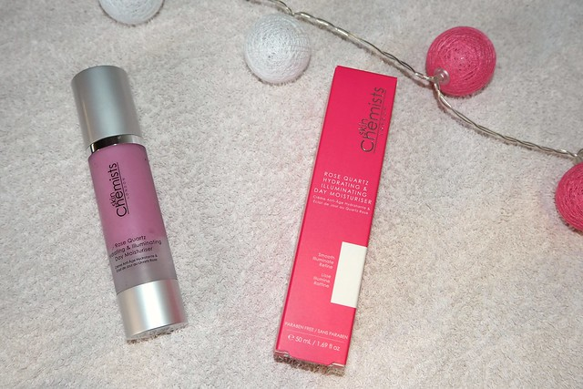 skinChemists Rose Quartz Illuminating & Hydrating Day Moisturiser