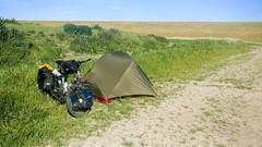 Camping in Friesland