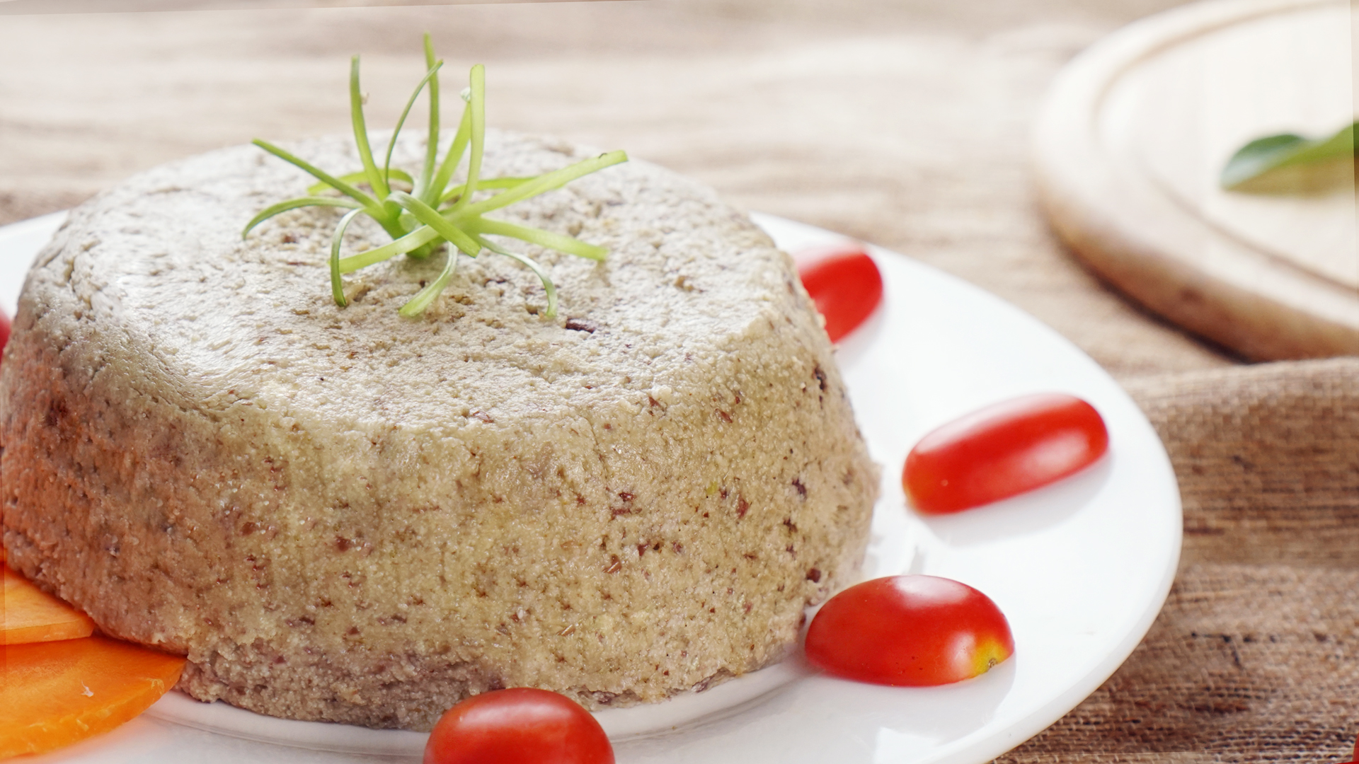 Vegetarian Pâté - Pâté without Liver