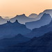 distant peaks by otgpics