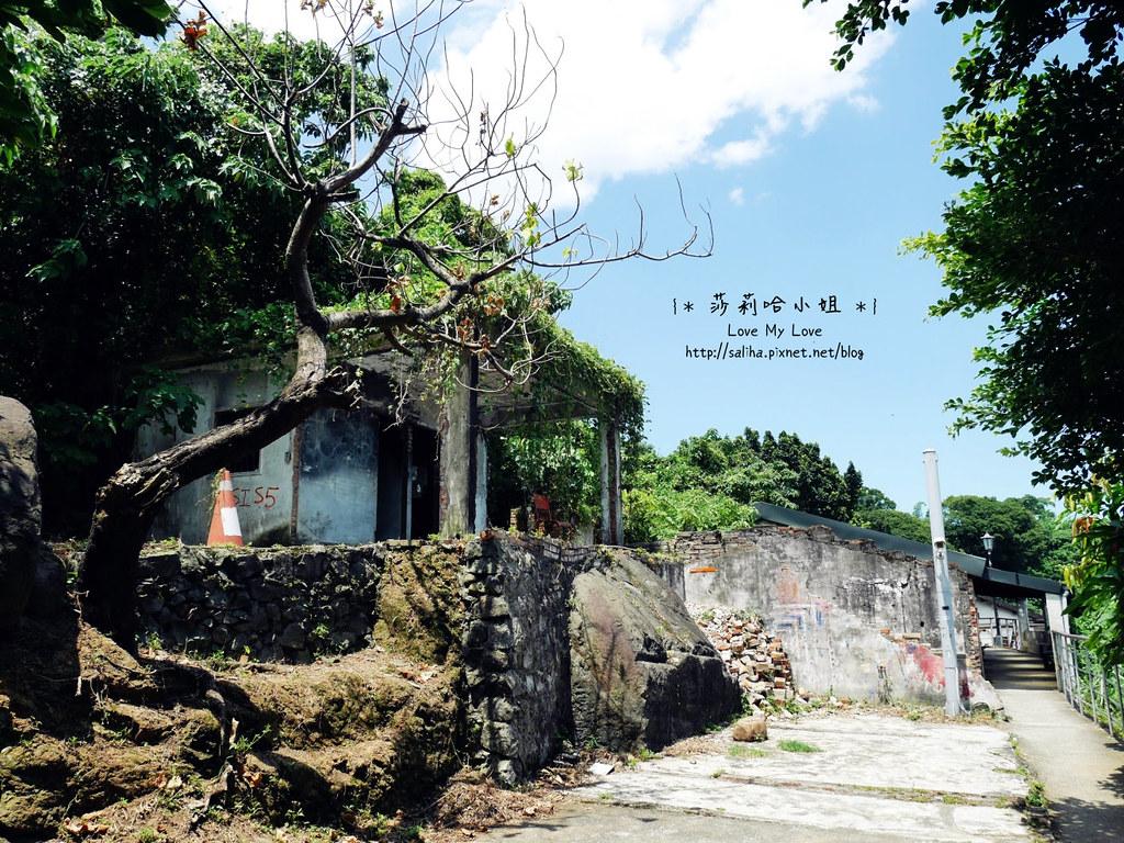台北文青旅行景點推薦公館寶藏巖 (1)