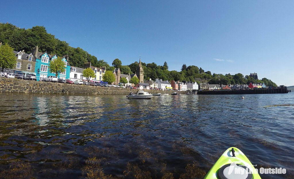 GOPR0201 - Tobermory Bay by Kayak