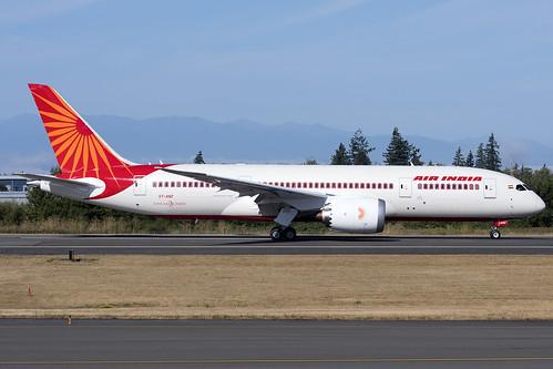 Air India Boeing 787-8 VT-ANZ