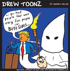 21.10 Drew Toonz Donald Trump KKK Puppet