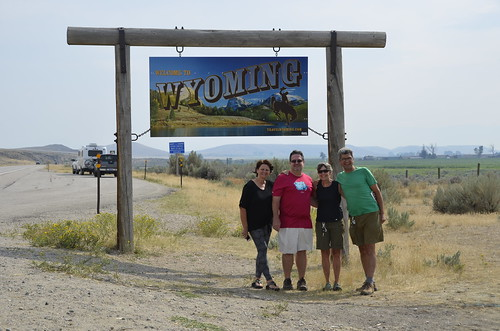 Tammie Jim Linda Pierre Wyoming Border