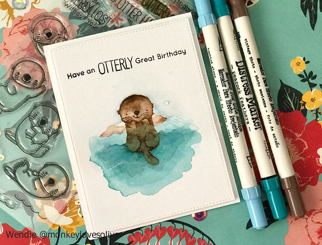 MFT: Otterly Great Birthday