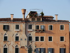 Venice roof gardens