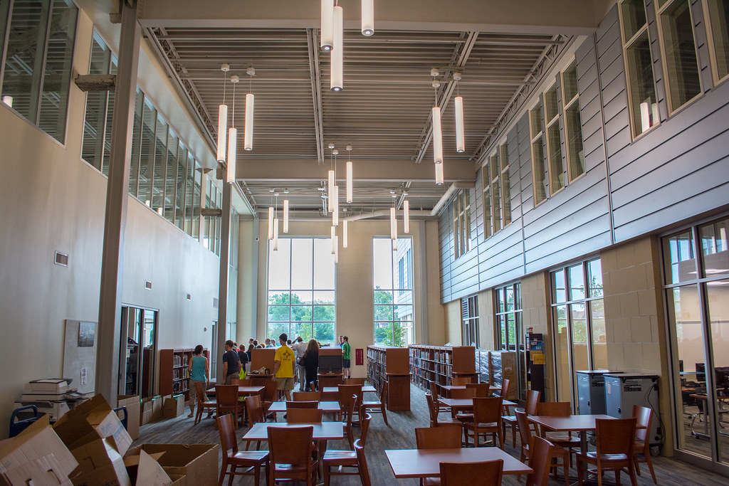 library - Cleveland Heights High School