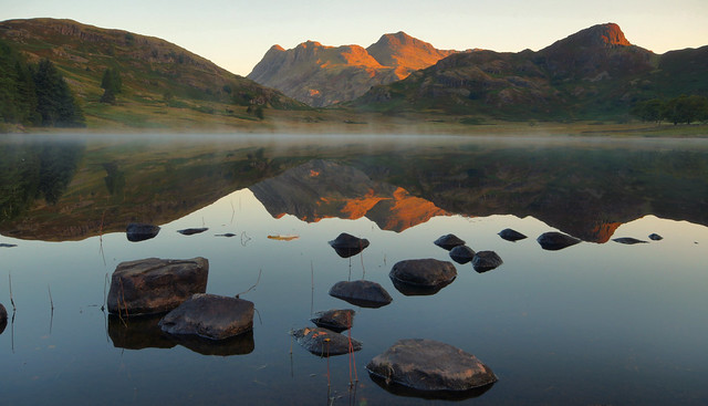 Another Blea Tarn Sunrise