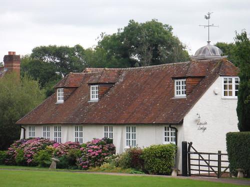 Lewis Lodge, Lodge Green