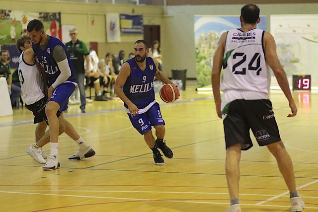 AMISTOSOS | Cáceres P. de la Humanidad - Club Melilla Baloncesto