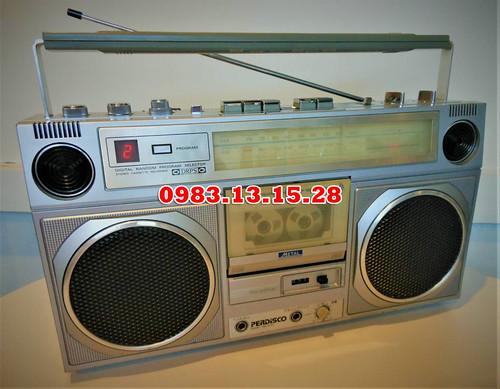 Cassette Showa Retro Hitachi Padisuko TRK-8120