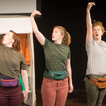 A Stone's Throw performance by Giddy Aunt Theatre |