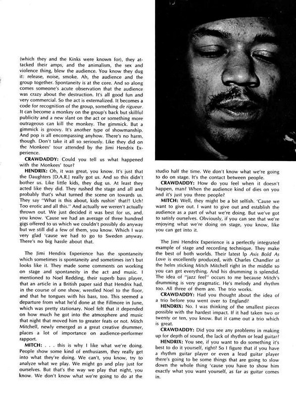 Crawdaddy Magazine May 1968  3