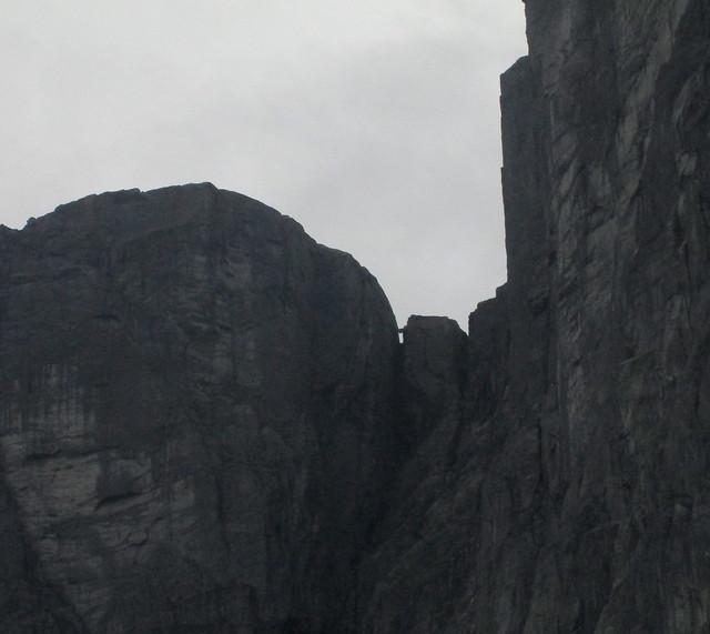 Kjerag Boulder, Lysefjord, close-up
