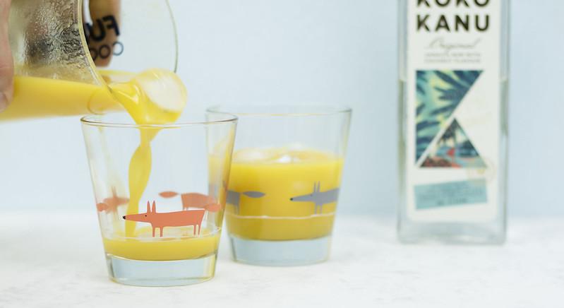 Koko Kanu Rum Drinks