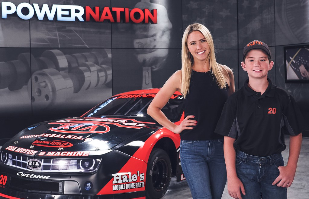 11 Year Old Race Car Driver