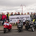 Millport Scooter Rally Supports Campaign to Save Pier