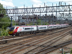 "Virgin Trains 390049 ""Virgin Express"" 01072017c"