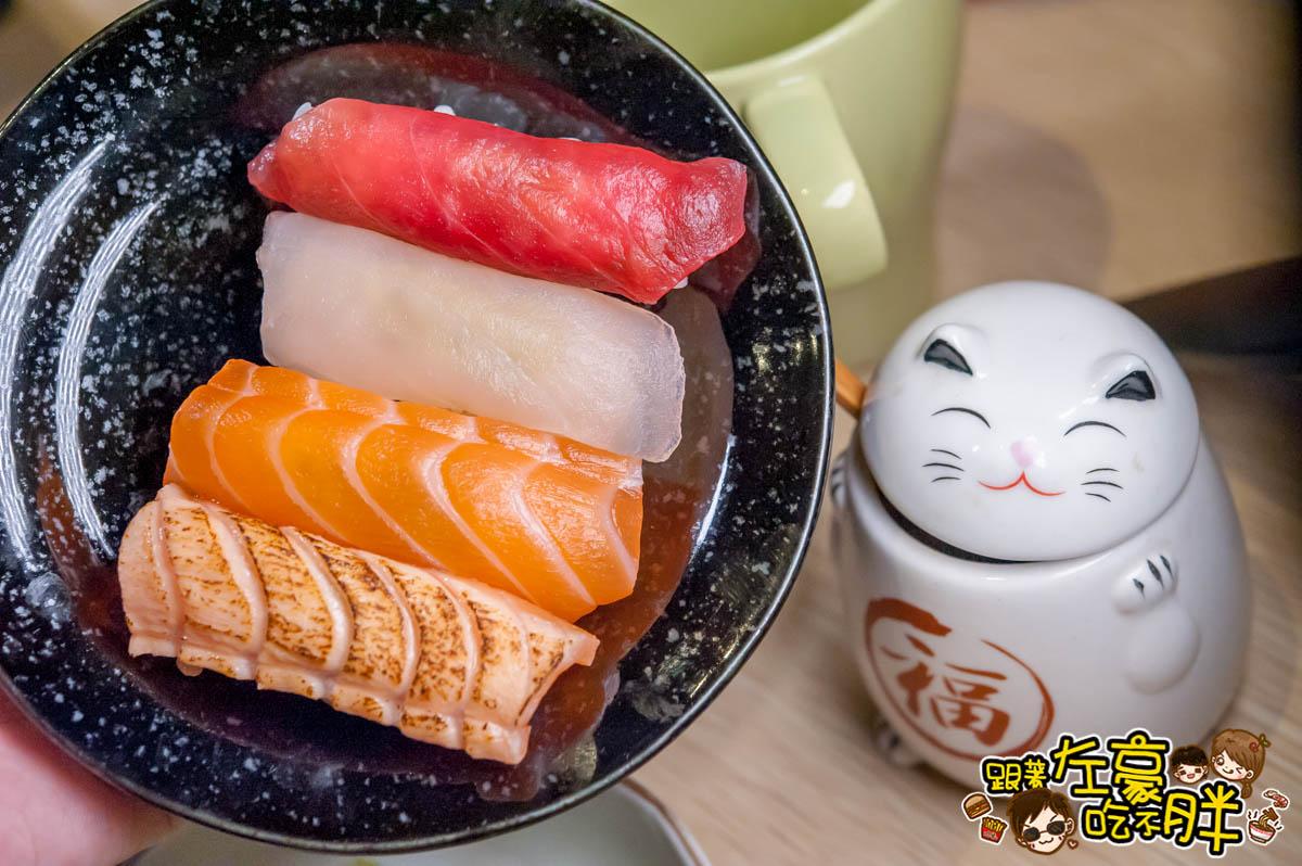 築饌日式料理丼飯壽司-56