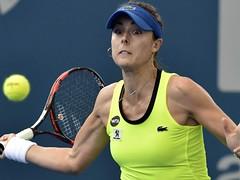 WTA PREMIER , NEW HAVEN : BUONA LA PRIMA PER ALIZE' CORNET
