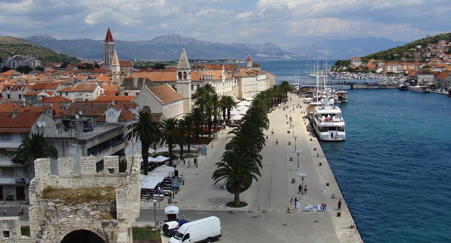 Dagtrip naar Trogir vanuit Split, Kroatië | Mooistestedentrips.nl