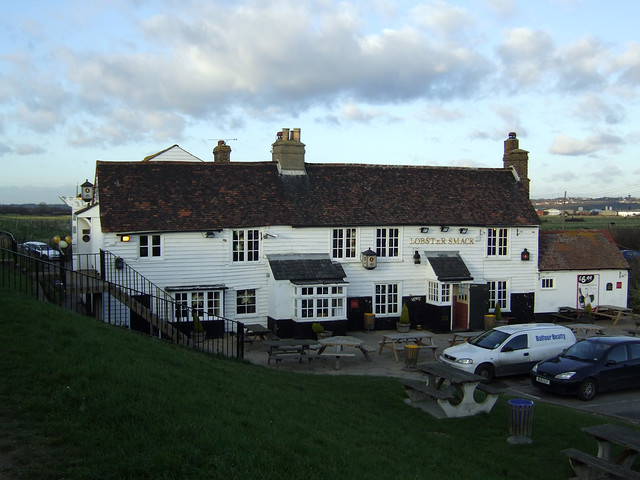 The Lobster Smack, Canvey Island