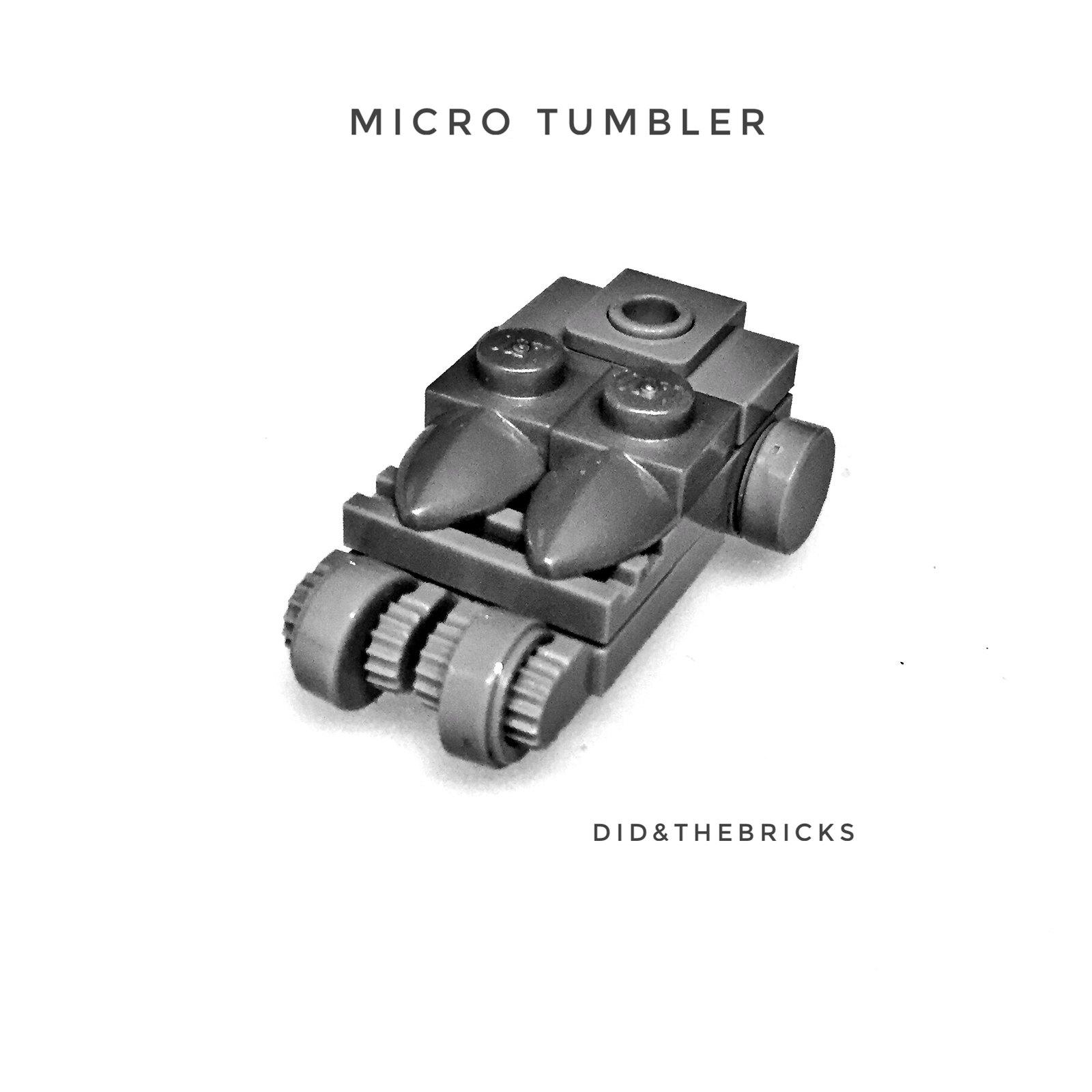 Batman Tumbler - Micro Scale