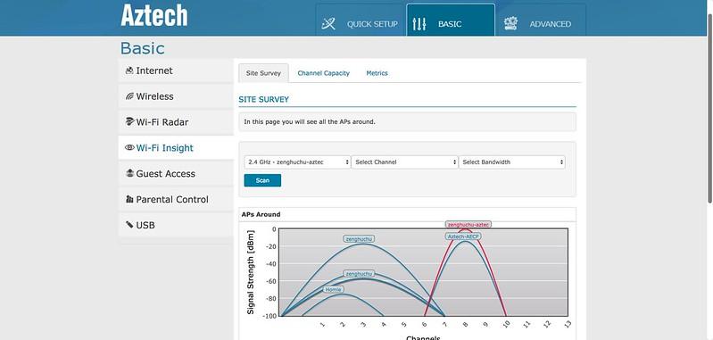 AIR 706P - Web - Wi-Fi Insight