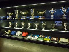 Bernabéu Tour, Madrid